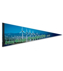 Custom Pennant USA Made Pennant Personalized Pennant Premium Pennant Wholesale Pennant