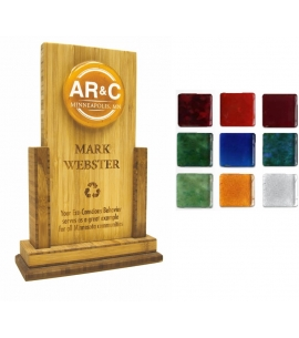 Recycled Glass Tower Award