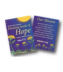USA Made Custom Seed Packets | Full Color | Wholesale Seed Packets | Promotional Seed Packets