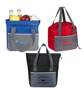 Cinch Style Custom Lunch Cooler