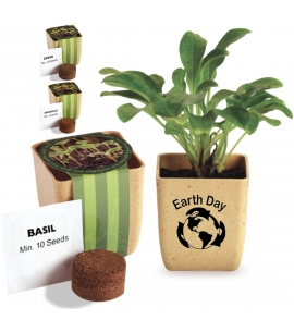 Earth Day Planter Promo