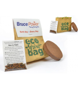 Custom Branded Eco-Friendly Grow Bag Seed