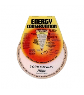 Energy Conservation Education Wheel | USA Made