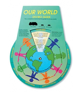 Enviro-Guide Education Wheel | USA Made