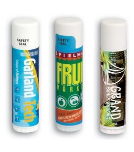 Flavored Lip Balm USA Made Custom Lip Balm