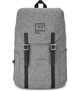 Custom Branded Flip Top Backpack | 17x12