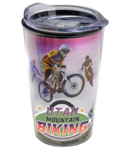 Full Color Double Wall Insulated Tumbler USA Made Wholesale Tumblers
