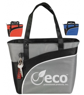 12 pack insulated tote bag