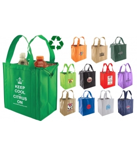 Recycled Insulated Grocery Bag Recycled Insulated Grocery Tote
