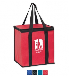 Recycled & Reusable Eco Insulated Cooler Bag