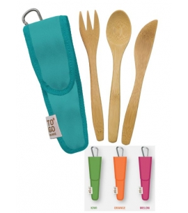 Kids to-go ware reusable utensil set chico bags to-go ware bamboo