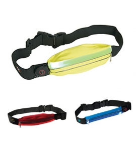 LED Light Running Belt Lighted Belt Custom