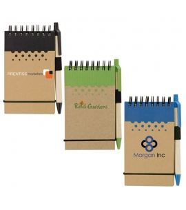 mini jotter and pen fast promotions