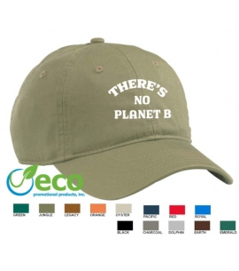 March for Science organic cotton baseball cap