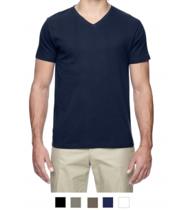 Organic V-Neck T-shirt | Custom