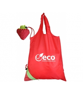 Morph Sac Strawberry Custom Reusable Bag