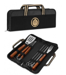 Personalized BBQ Kit Cotton Case Custom BBQ Kit Cotton Barbeque Kit