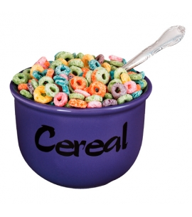 personalized cereal bowl usa made eco friendly promo