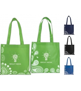 Personalized patterned tote bag eco friendly bags tradeshow bags eco bags custom printed bags