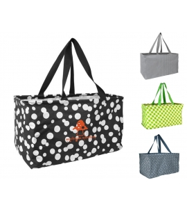 Personalized Utility Tote Patterns