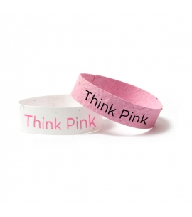 Seed paper wristbands seeded wristbands eco friendly wristbands recycled promotional product
