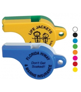 police whistle eco friendly promo eco promotional products