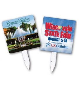 Seed Paper Fan Recycled Biodegradable Promotional