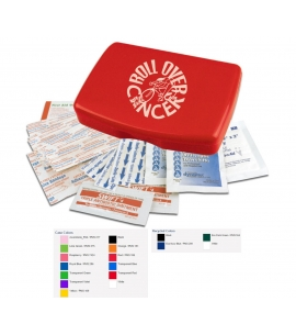 Promotional First Aid Kit Recycled Promotional Product USA Made