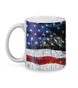 11 oz Ceramic Mug | USA Made | Full Color Sublimation