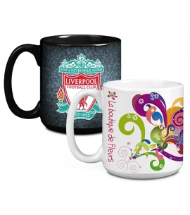20 oz Mug, Super Size Full Color Sublimated