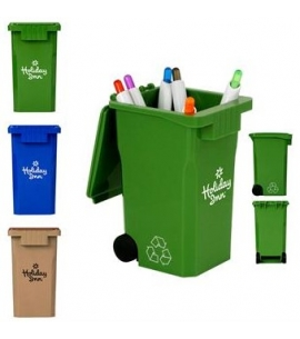 Recycle Bin Pen and Pencil Holder