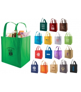 Recycled Grocery Tote Recycled Grocery Bag Recycled Promotional product
