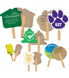 Recycled Hand Fans