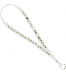 Recycled Lanyard Eco Friendly Lanyard
