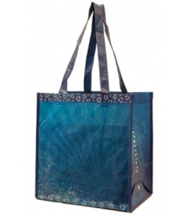 Recycled Promotional Product Recycled Shopping Tote Recycled Reusable Bag Recycled Laminated Tote I used to be a plastic bottle