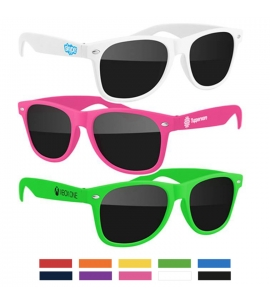 Recycled Retro Promotional Sunglasses