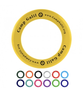 Recycled Flying Ring Zing Ring Flyer