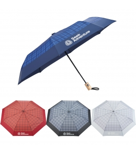 Recycled Umbrella Recycled promotional umbrella custom umbrella