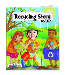 Kids Activity Book Recycling Activity Book Wholesale Coloring Books Earth Day Promo