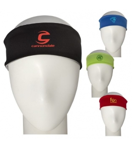 Reusable Cooling Headband Race Swag Promotional Headband
