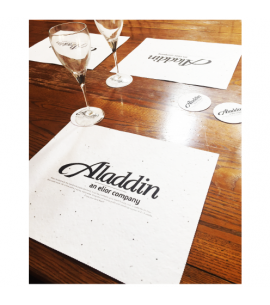 Seeded Placemat | Recycled | USA Made | Biodegradable