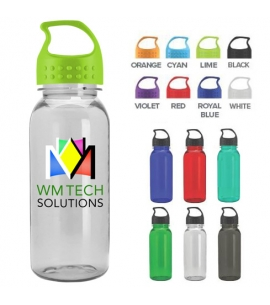Tritan™ Water Bottle | USA Made | Full Color Imprint | 18 oz