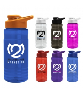 Tritan Water Bottle | USA Made | Drink Thru Lid | 20 oz