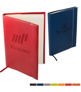 Tuscany Refillable Journal Faux Leather Refillable Leather Vegan Leather Journal