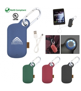 UL LISTED CARABINER POWER BANK wholesale powerbank