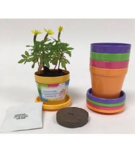 USA Made Seed Starter Kits Seeded Promotional Product