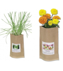 USA Made Sprout Pouches Earth Day Promo