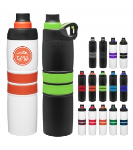 Valor stainless steel copper double wall insulated bottle