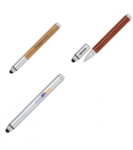 2-in-1 Stylus & Ballpoint Pen