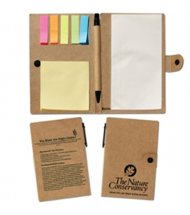 Eco Journal | 100% Recycled | Cardboard Pen